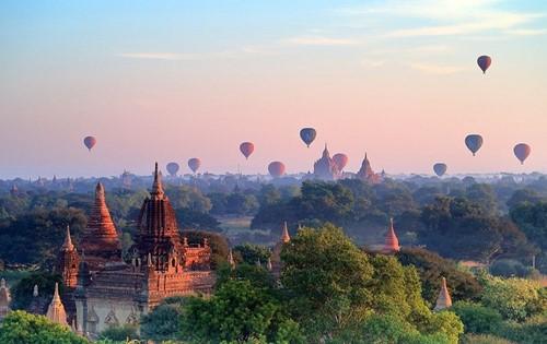 MYANMAR - NHỮNG NẺO ĐƯỜNG MIẾN ĐIỆN